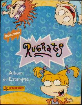 Rugrats Sticker From Panini Amp Merlin 1999
